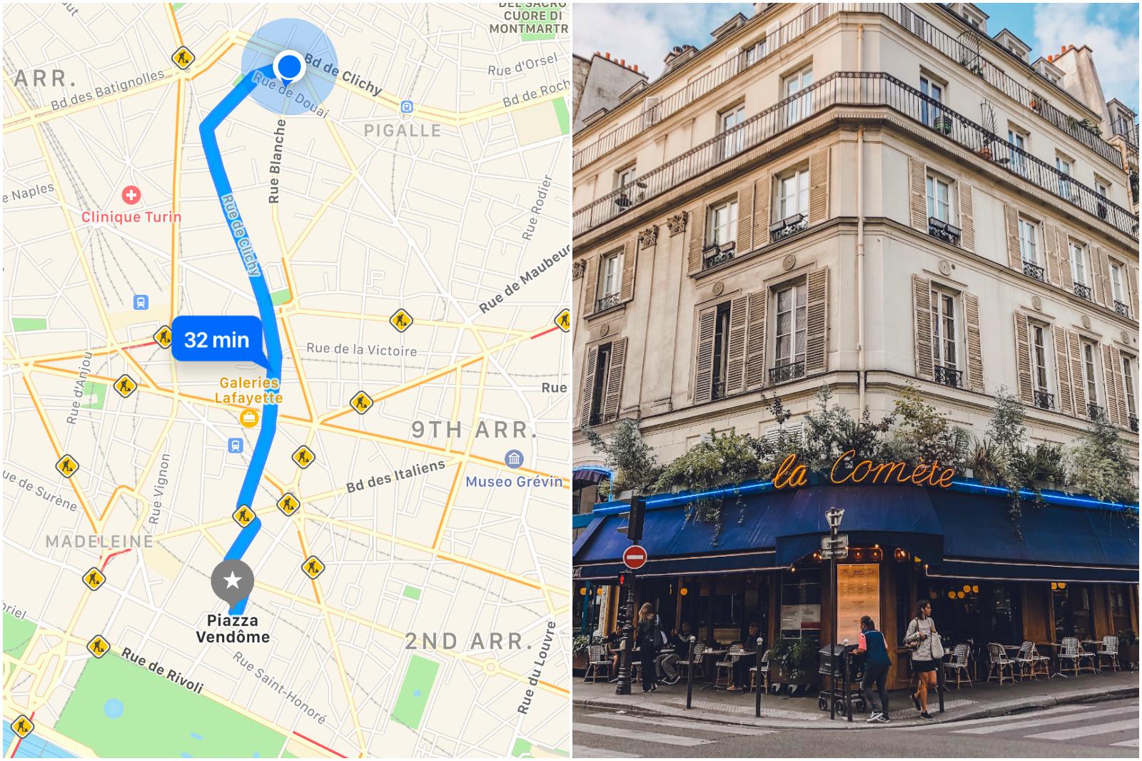 Camminando per Parigi | Place Vendome