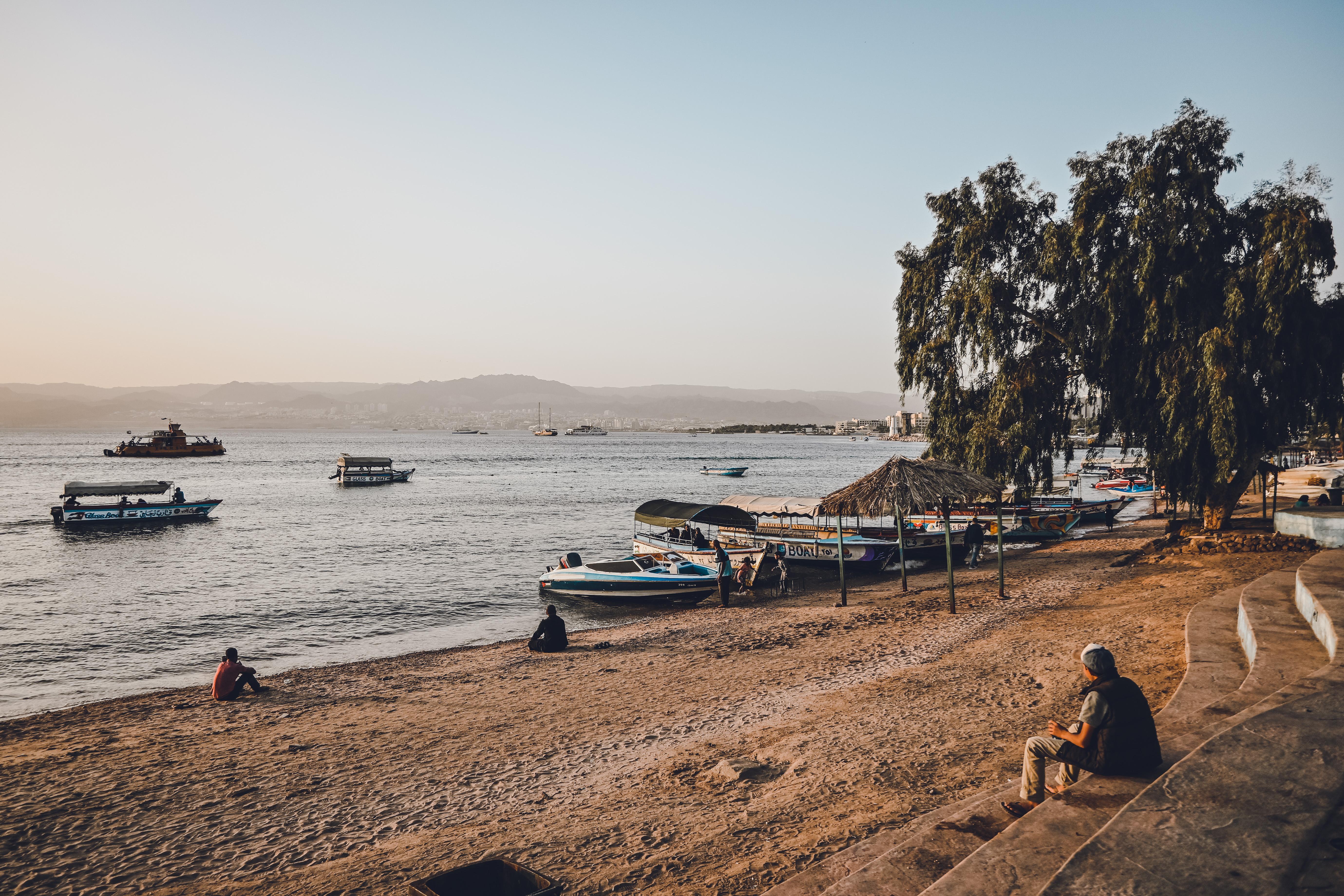 Aqaba Giordania