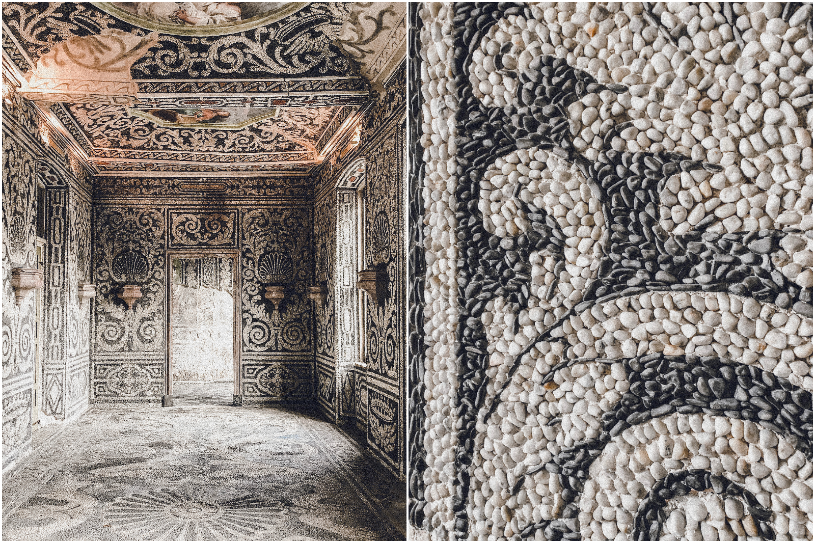 Palazzo Arese Borromeo il Ninfeo