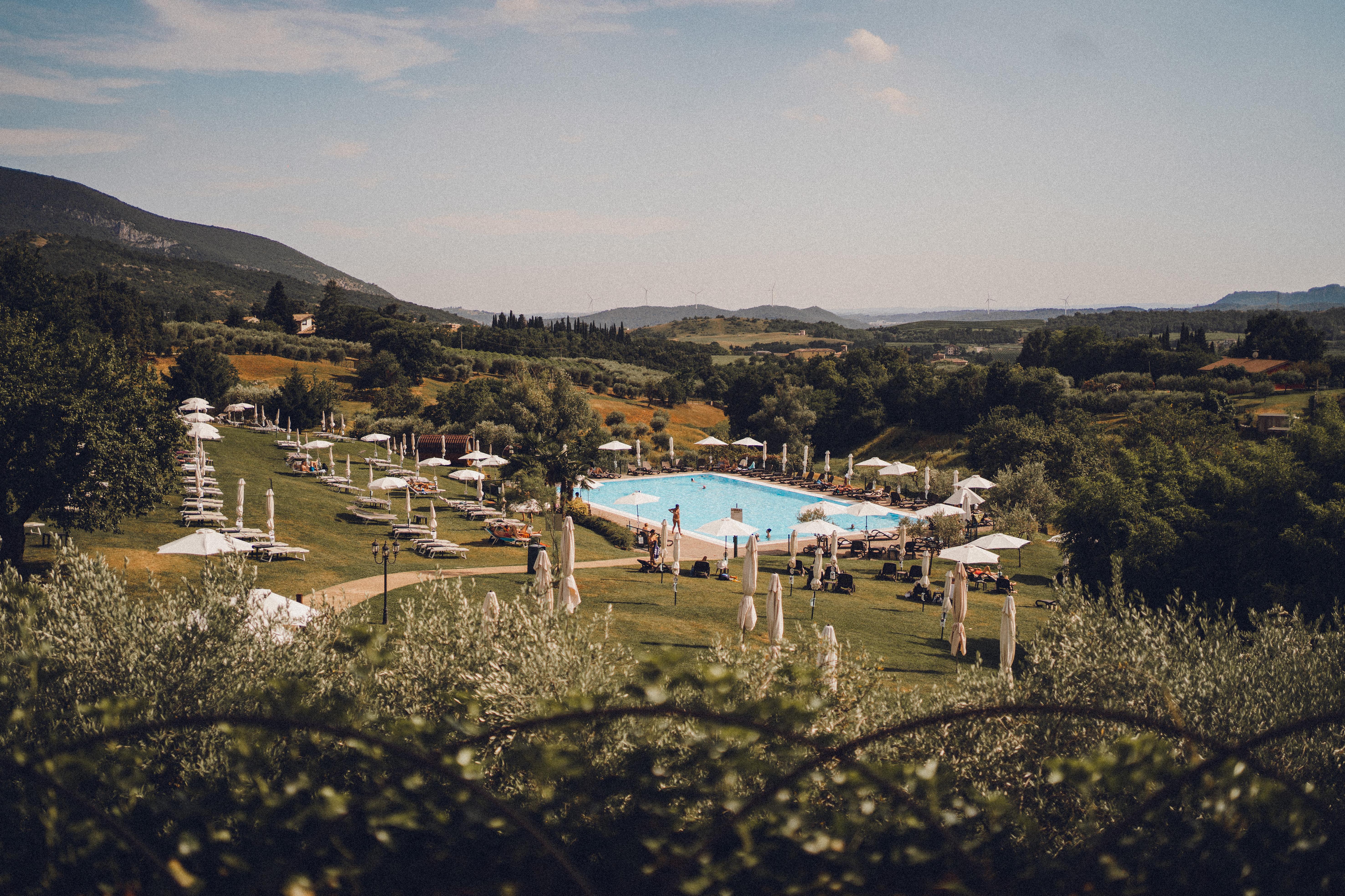Villa cariola il panorama