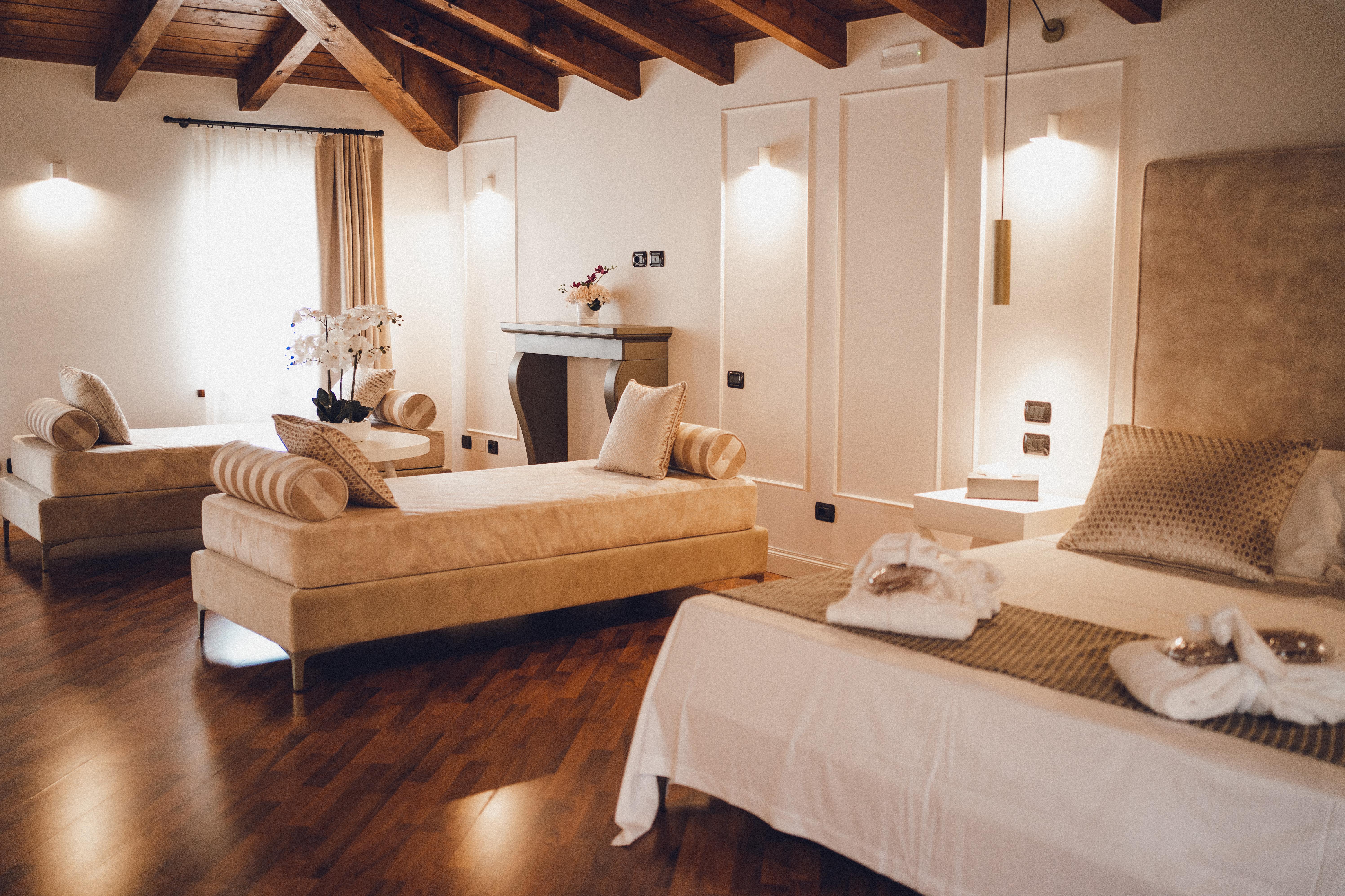 La suite villa cariola